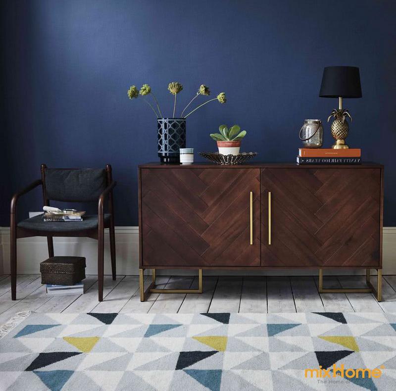 Những chi tiết nội thất màu trầm làm nên nét sang trọng, quyến rũ cho căn nhà của bạn