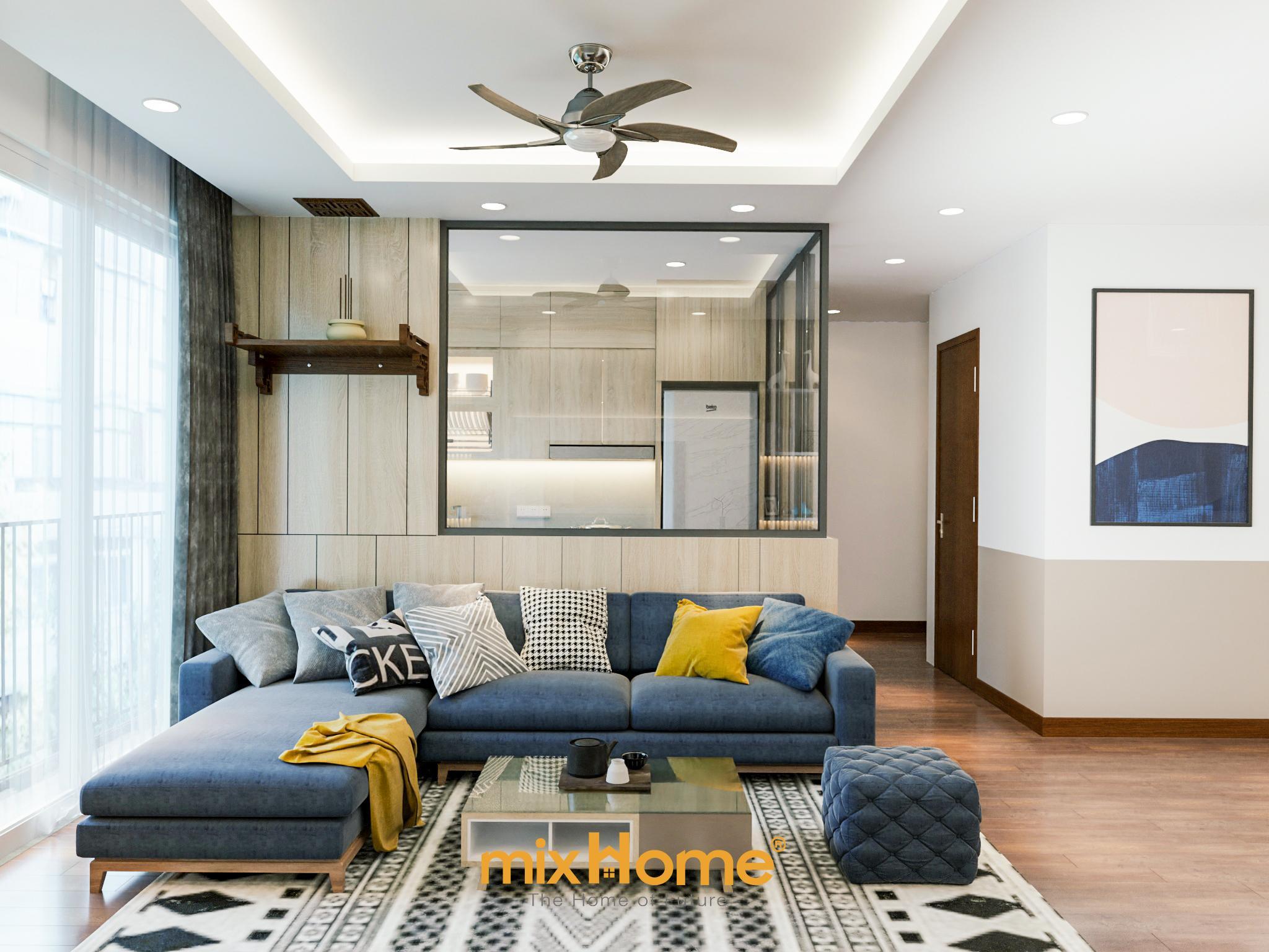 công ty cổ phần thiết kế nội thất mixhome