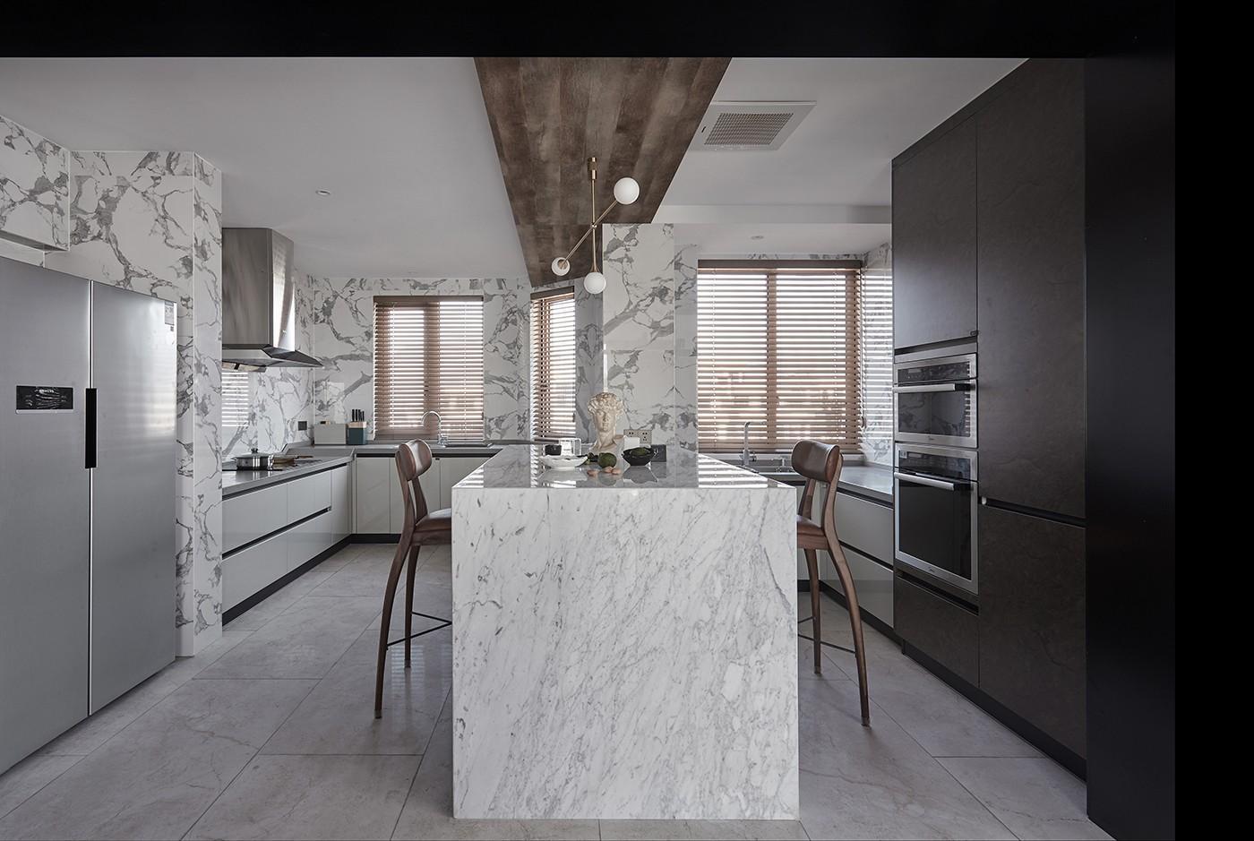 Xu hướng thiết kế nội thất phòng bếp năm 2020