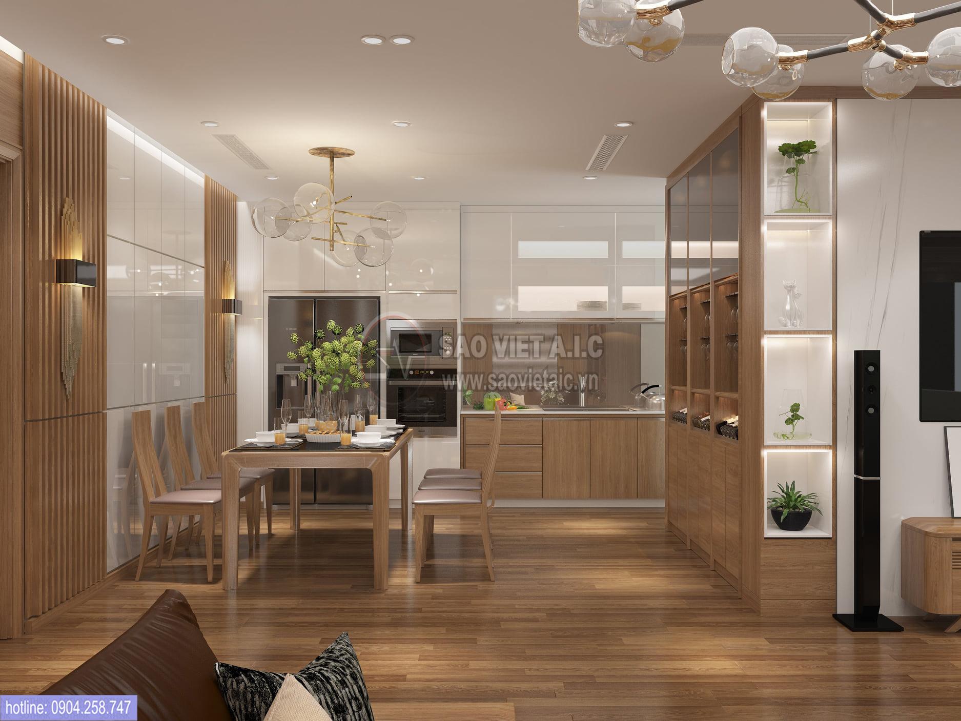 Các doanh nghiệp thiết kế và thi công nội thất trọn gói tại Hà Nội
