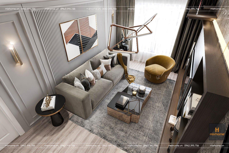 thiết kế nội thất nội thất mixhome